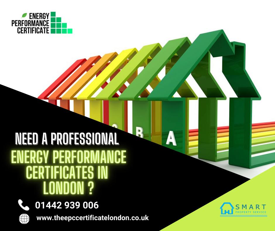 EPC Certificate London